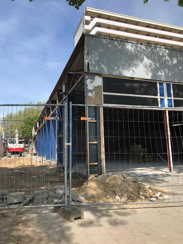 Paletplein Tilburg revitalisering