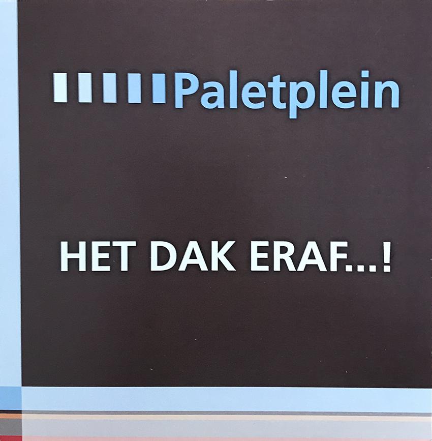 Opening, Paletplein, Tilburg, revitalisering
