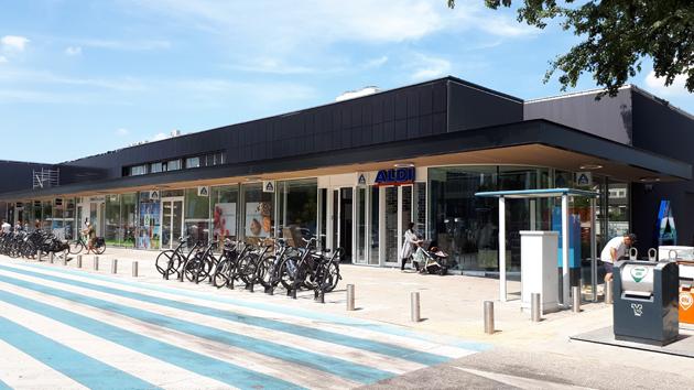 Aldi, Tilburg, Jan Heijnsstraat