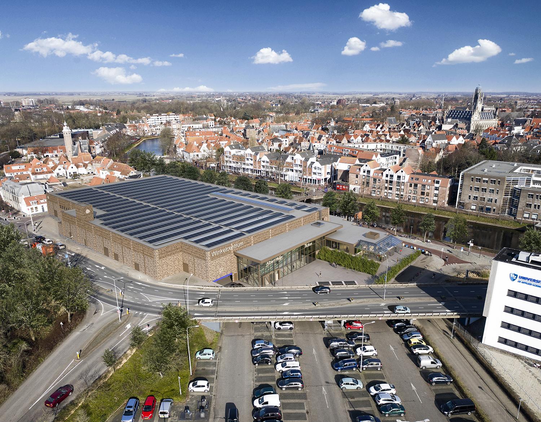 Winkelcentrum Pottenbakkerssingel Middelburg