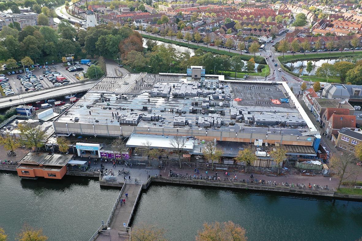 Revitalisering winkelcentrum Pottenbakkerssingel Middelburg