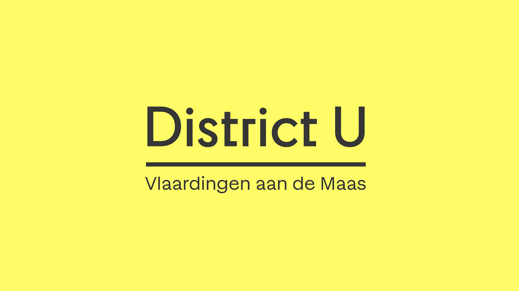 District-U Vlaardingen
